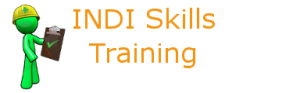 INDISkills training logo