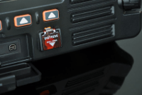 Image of a DSC VHF radio showing the DSC emergency call button